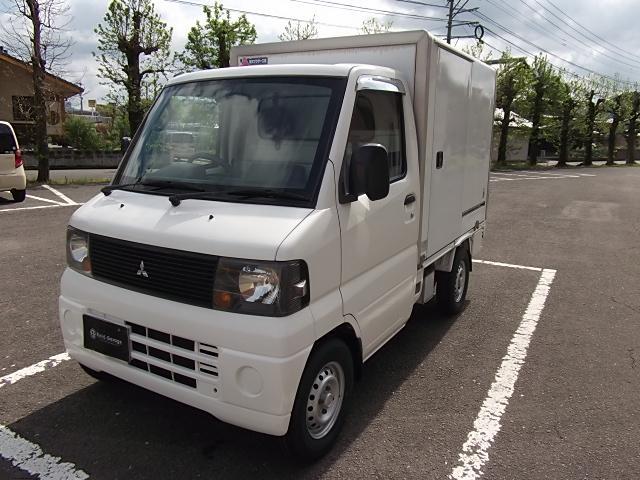 三菱 ミニキャブトラック 冷蔵冷凍車 (なし)