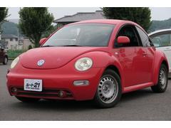 VW ニュービートルベースグレード CD  キーレス ライトレベル調説