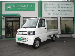 ミニキャブトラックVX−SE 4WD パワステ エアコン