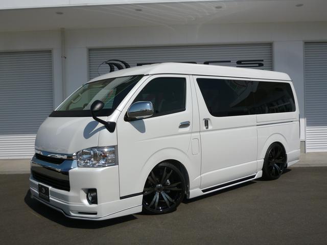 トヨタ GL 10人乗 NACSワイドエアロコンプリート