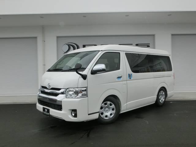 トヨタ REVO1ナンバー8人乗コンプリート 6速AT