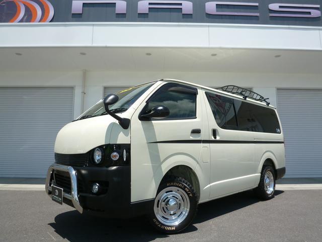 トヨタ DX ボクシーZEROフェイスコンプリート リフトアップ