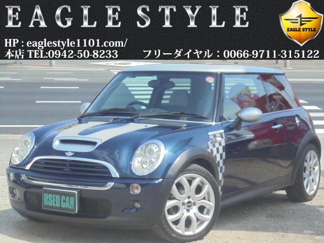 MINI MINI クーパーSチェックメイト・特別仕様・D車・6速...