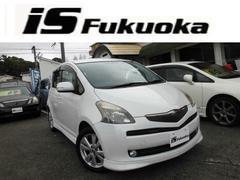 トヨタ ラクティス G S 純正エアロ HDDナビ クルコン 黒内装 リアスポ 1.5L