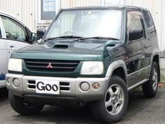 パジェロミニV 4WD キーレス ETC付き エアコン アルミホイール