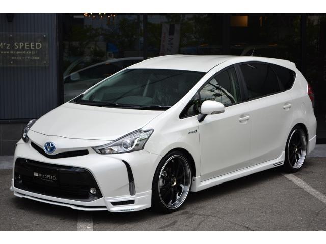 トヨタ S ZEUS新車コンプリートカー車高調Ver