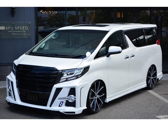 トヨタ 2.5S 7人乗 ZEUS新車コンプリートカー ダウンサス