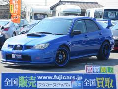 インプレッサWRX STi レイズ18AW 柿本改マフラー RS−Rサス