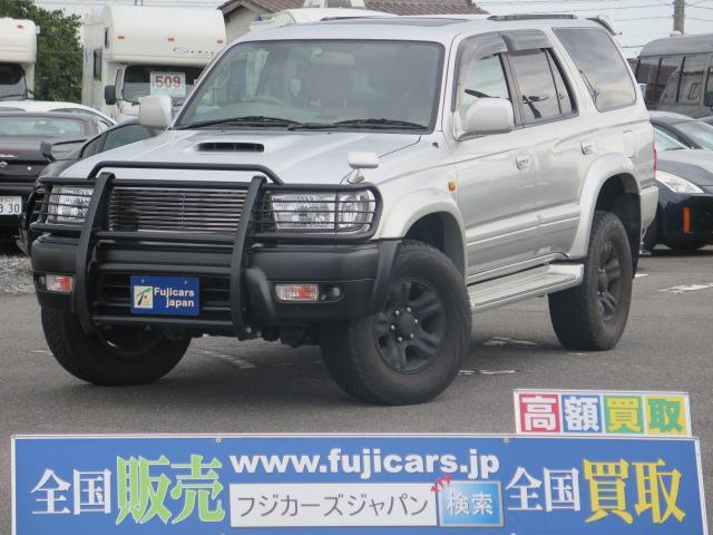 トヨタ SSR-V サンルーフ リフトアップ SUXONマフラー