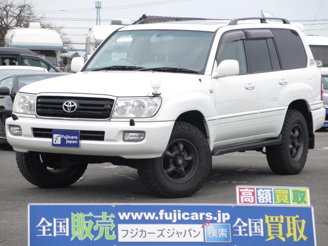 Photo of TOYOTA LAND CRUISER 100 VX LIMITED G SELECTION / used TOYOTA