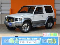 (株)フジカーズジャパン 広島店・三菱 パジェロ ワイド XR-Fの画像