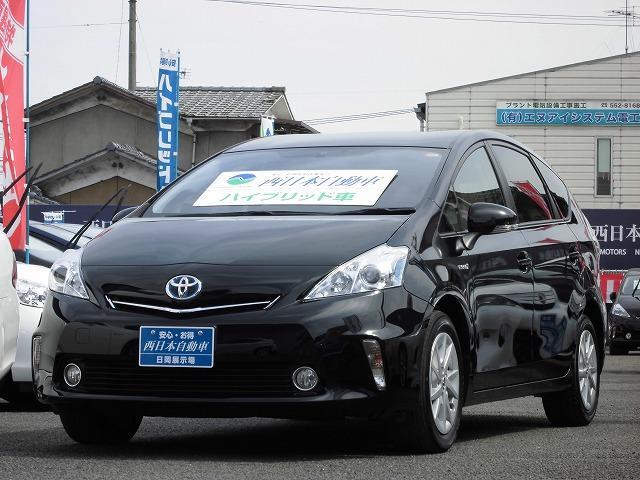 トヨタ S 社外HDDナビ ETC オートライト 純正16インチAW