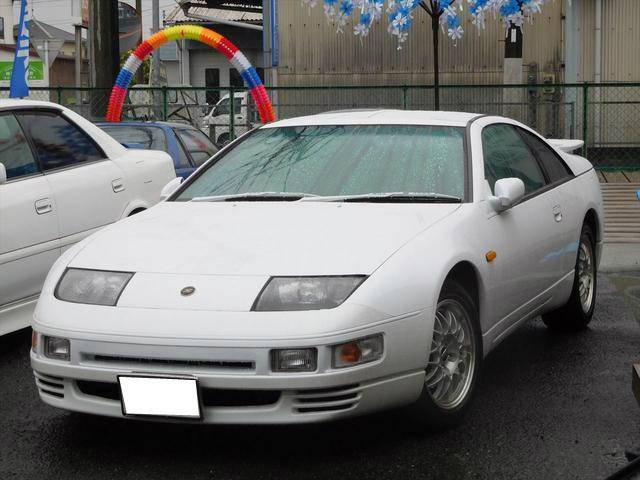 Nissan Fairlady Z 300zx Twin Turbo 1996 White 73 509 Km
