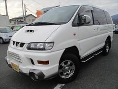 デリカスペースギアシャモニー HR 4WD ディーゼルTB