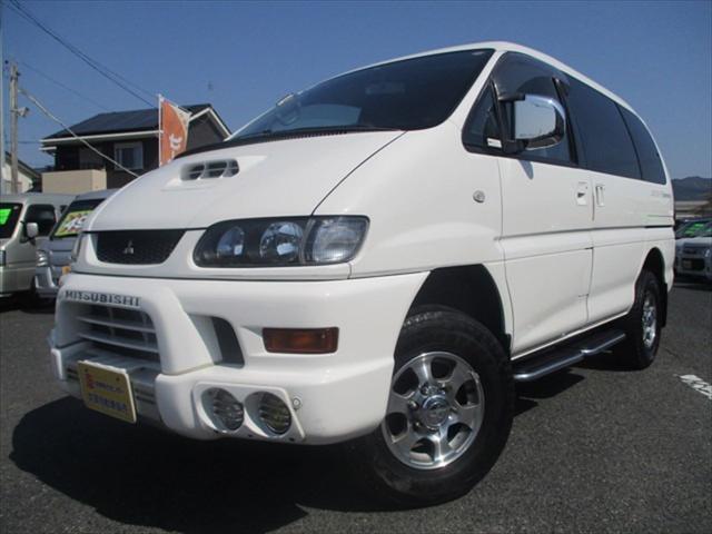 三菱 デリカスペースギア シャモニー HR 4WD (検29.9)