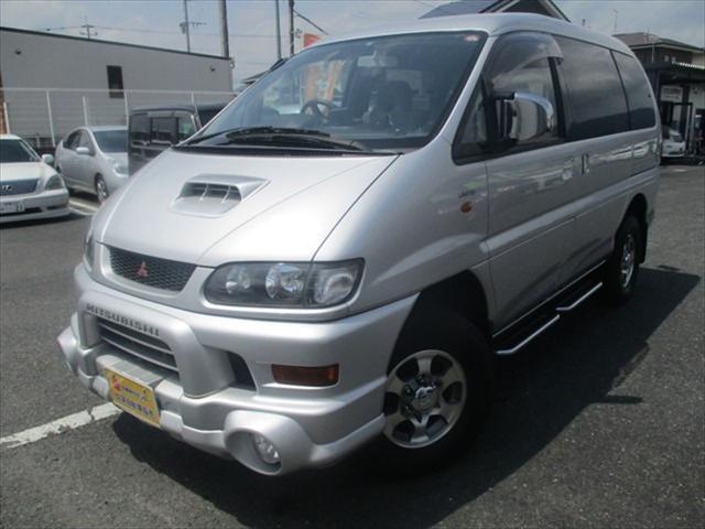 三菱 デリカスペースギア シャモニー HR 4WD (なし)