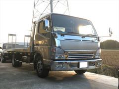 キャンター2.7t積載車 ユニックNEO5 HDDナビ