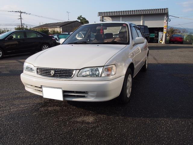 Photo of TOYOTA COROLLA SE SALOON / used TOYOTA