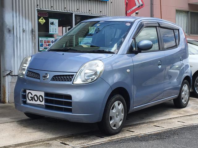 日産 モコ S HDDナビ ベンチシート キーレス (車検整備付)