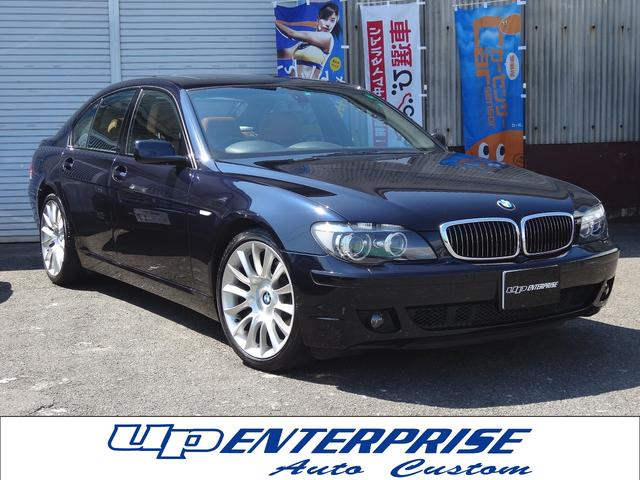 BMW 7シリーズ 25thアニバーサリー・85台限定車・Indi...