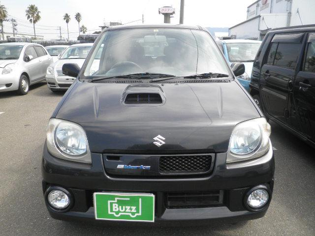 スズキ Keiワークス 4WD 黒...