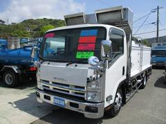 エルフトラック活魚運搬車 ワイドキャブ 5200ccターボエンジン