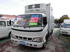 ダイナトラックワイドキャブ ロングボデー −30度冷凍車 サイドドア付