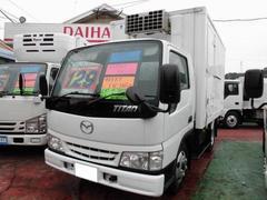 タイタントラック冷蔵冷凍車 −30℃設定 スタンバイ付 サイドドア ETC