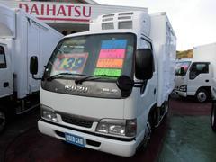 エルフトラック冷蔵冷凍車 −30℃設定 スタンバイ付 サイドドア付 ETC