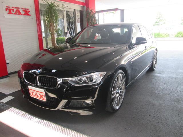 BMW 3シリーズ 320d Mスポーツ 純正HDDナビ 19アル...
