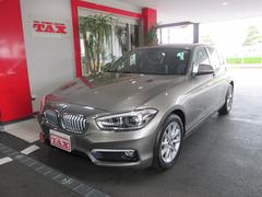 BMW118i スタイル 純正ナビ インテリジェントセーフティ