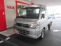 ハイゼットトラックジャンボ エアコン パワステ 4WD