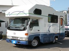 ダイナトラックカムロード キャンピングカー ディーゼル車 SDナビ