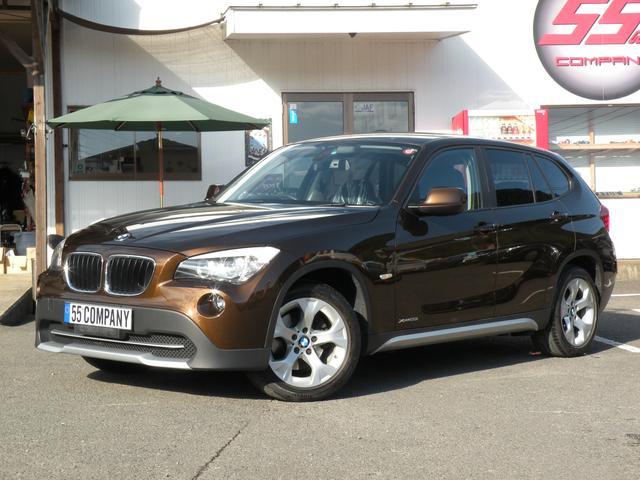 BMW X1 xDrive 20i 社外HDDナビ・DVD再生可 ...
