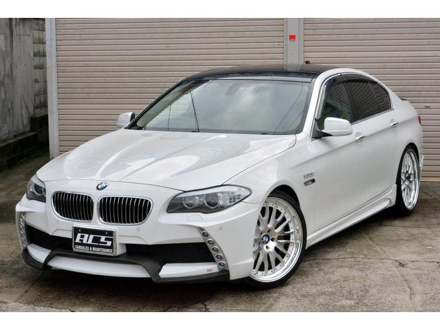 BMW 5シリーズ 528i エナジーコンプリートカー レザーシー...