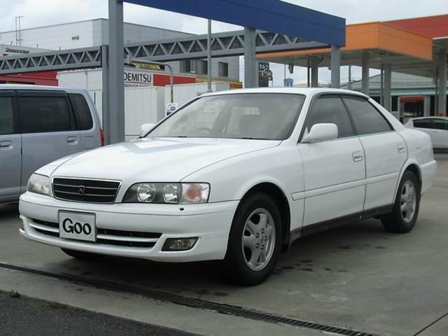 トヨタ チェイサー アバンテ ETC キーレス (車検整備付)