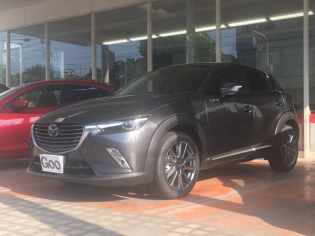 CX−3(マツダ) XD ノーブル ブラウン 中古車画像