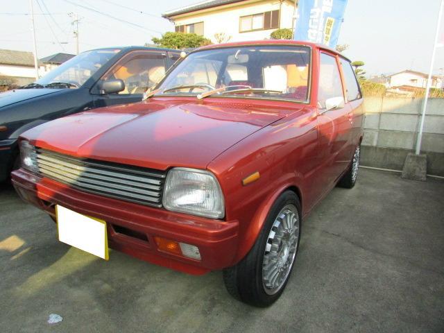 三菱 ミニカ ミニカハッチバック (車検整備付)