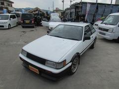 カローラレビン GT(トヨタ)