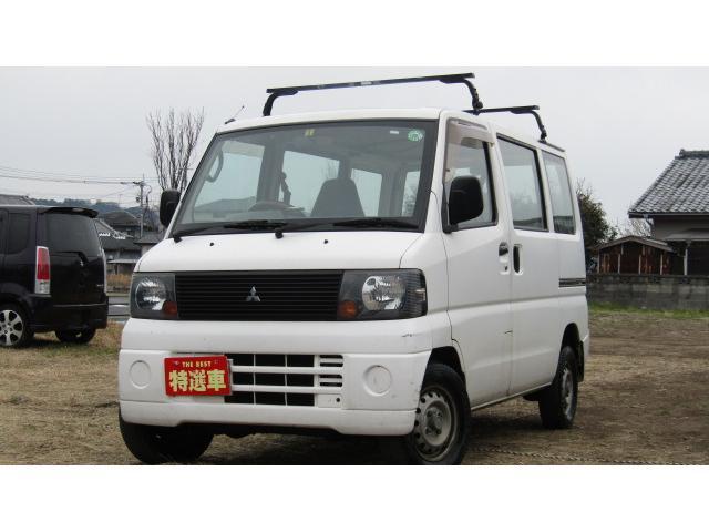 三菱 ミニキャブバン CS (車検整備付)