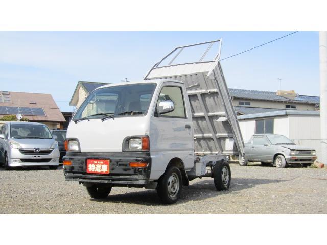三菱 ミニキャブトラック ダンプ 4WD 5MT (なし)