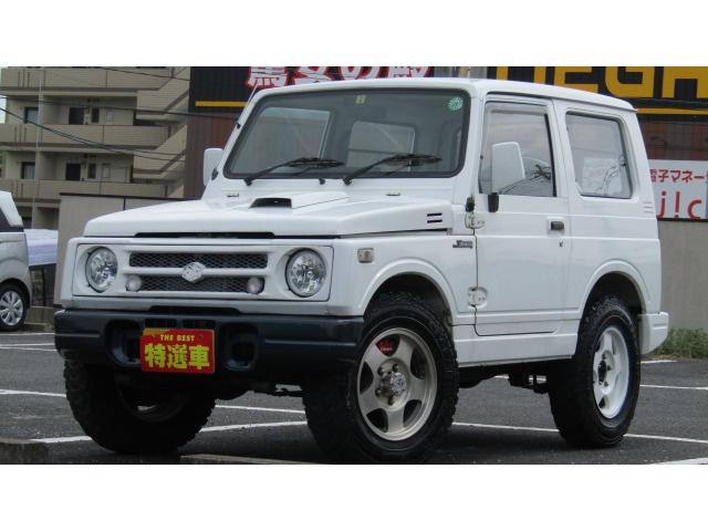 スズキ スコットリミテッド 4WD オートマ 社外マフラー CD