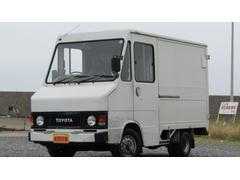 クイックデリバリー B 移動販売車 コラム5MT(トヨタ)