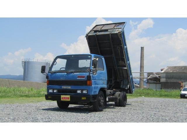 マツダ タイタントラック ロングダンプ (なし)