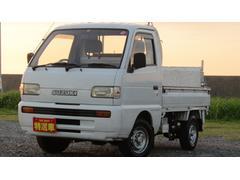 キャリイトラックKA 4WD エアコン パワーゲート付き
