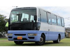 シビリアンバスロング マイクロバス 29人乗り 5MT