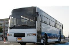 三菱ふそうエアロバス ハイデッカー 56人乗り 観光バス ETC
