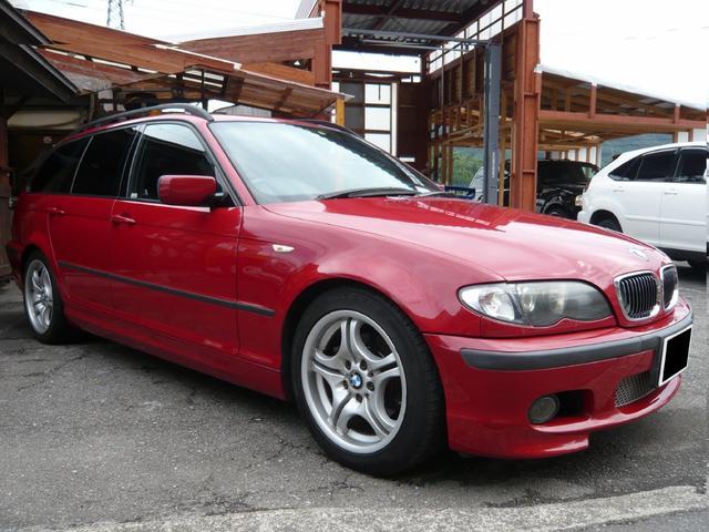 BMW 3シリーズ 325iツーリング Mスポーツ (なし)