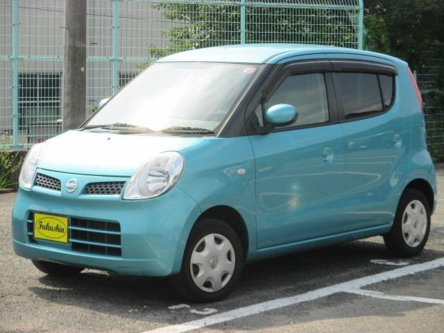 日産 モコ E ETC スマートキー CD (車検整備付)