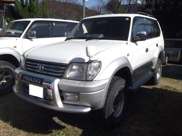 トヨタ TXリミテッド ディーゼルターボ 4WD